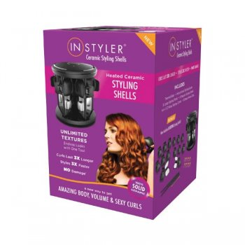 InStyler® Ceramic Styling Shells