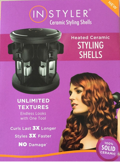 Instyler Shells Buy Instyler Ceramic Shells On Tv Shops 66