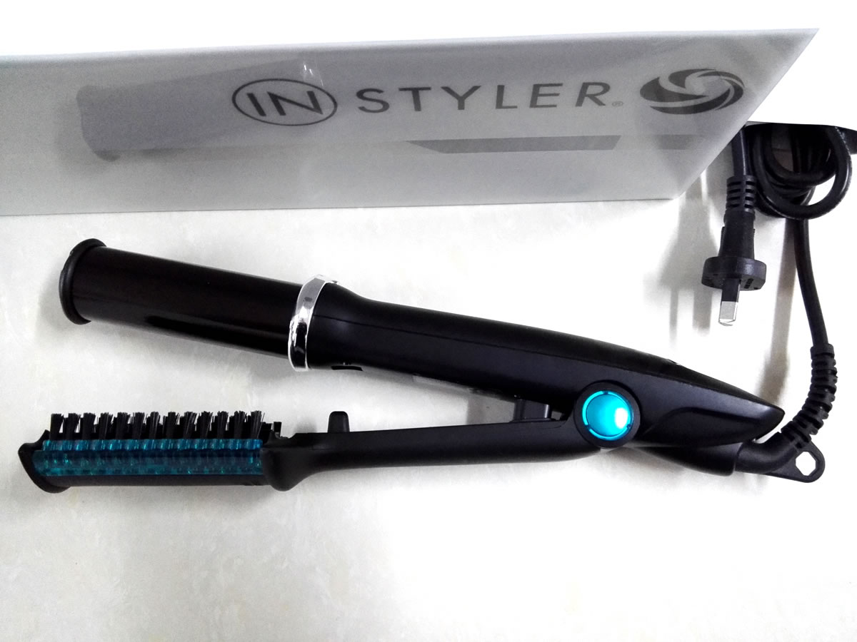 Instyler Max Rotating iron